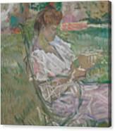 Madame Misia Natanson Canvas Print