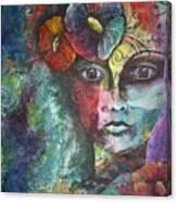Madamoiselle By Reina Cottier Canvas Print
