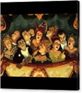 Madcap Opera  Canvas Print