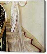 Mademoiselle French Collection 2 Canvas Print