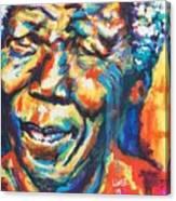Madiba Canvas Print
