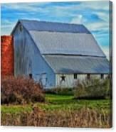 Madison County Barn Love Canvas Print