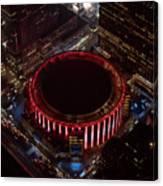 Madison Square Garden Aerial Canvas Print