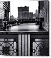 Madison Street Bridge - 3 Canvas Print