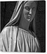 Madonna Of West 96th Street Canvas Print