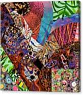 Magazine Art Canvas Print