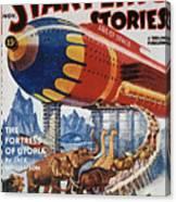 Magazine Cover, 1939 Canvas Print