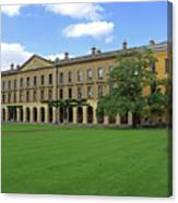 Magdalen New Building Canvas Print