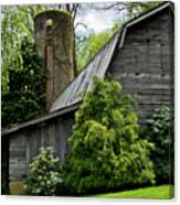 Maggie Valley Barn Canvas Print