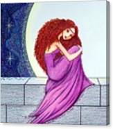 Maggie's Lullaby Canvas Print