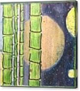Magic Bamboo Canvas Print