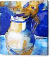 Magic Calendulae Canvas Print