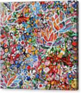 Magic Color Garden 201757 Canvas Print