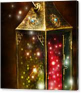 Magic Lantern Canvas Print