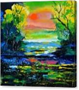 Magic Pond 765170 Canvas Print