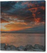 Magic Sky  Canvas Print