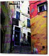 Magic Stairway Canvas Print