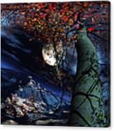 Magic Tree Of Wonder Canvas Print