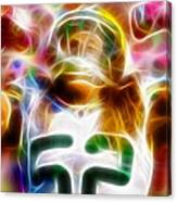 Magical Clay Matthews Canvas Print