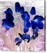 Magical Flower I I Canvas Print