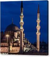 Magical Istanbul Canvas Print