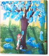 Magical Mischief Maker Canvas Print
