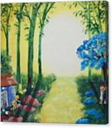 Magical Mischief  Canvas Print