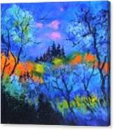 Magis Forest Canvas Print