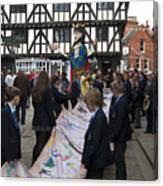 Magna Carta 2015 Canvas Print