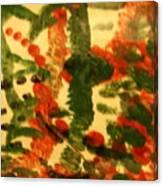 Magnetic - Tile Canvas Print