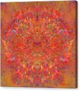 Magnificent Splatters Canvas Print