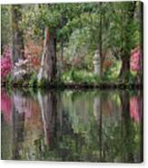 Magnolia Plantation Gardens Series Iv Canvas Print