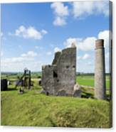 Magpie Mine 1 Canvas Print