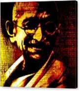 Mahatma Gandhi Canvas Print