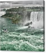 Maid Of The Mist 8971 Canvas Print