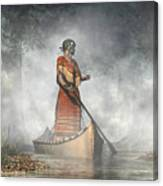 Maid Of The Mists Canvas Print