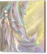 Maiden Of Earth Canvas Print