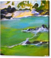 Maihai'ula North Beach Canvas Print