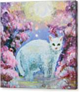Makia Canvas Print