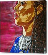 Maimouna Youssef Canvas Print