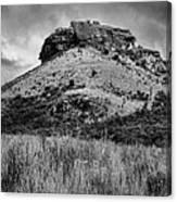 Main Caves Panorama - Drakensberg Canvas Print