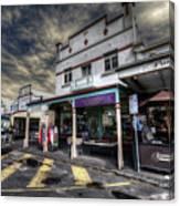 Main Street Jive Canvas Print
