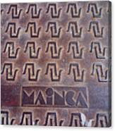 Mainca Canvas Print
