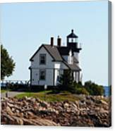 Maine 48 Canvas Print