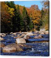 Maine 53 Canvas Print