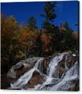 Maine Glory Canvas Print