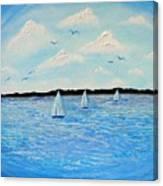 Mainland Canvas Print