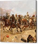 Maiwand Canvas Print
