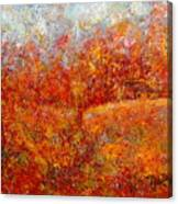 Majestic Autumn Canvas Print