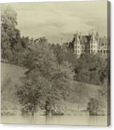 Majestic Biltmore Estate Canvas Print